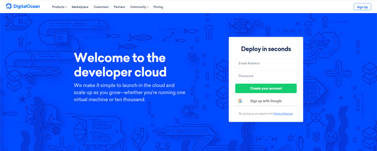 digitalocean-best-hosting-web-developers